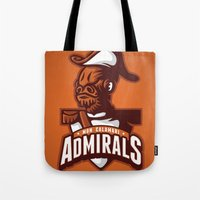 Mon Calamari Admirals On… Tote Bag