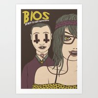 BIOSmag Art Print