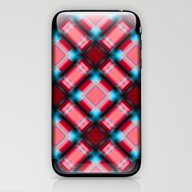 Square Pattern Serie 1 R… iPhone & iPod Skin