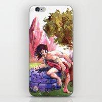 Narcisus iPhone & iPod Skin