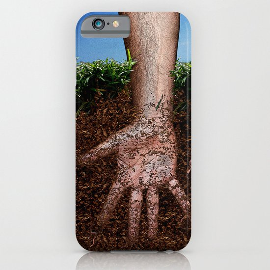 CRECIMIENTO / GROWTH iPhone & iPod Case