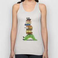 Monsieur Caterpillar Unisex Tank Top
