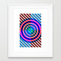 Hypnotic no.2 Framed Art Print