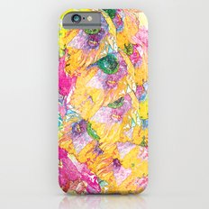 efflorescence iPhone 6s Slim Case