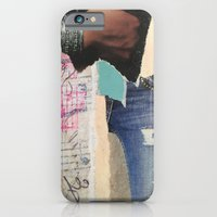 iPhone & iPod Case featuring Ripped Jeans by Aisha Abdul Rahman
