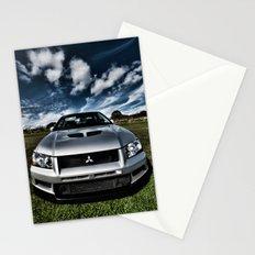 Mitsubishi Lancer Evolution 7 Stationery Cards
