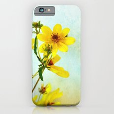 Yellow Flowers 1 iPhone 6 Slim Case