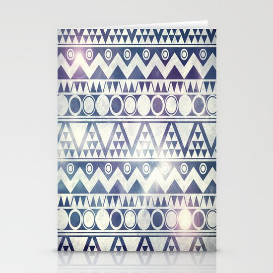 Tribal Gathering Stationery Card