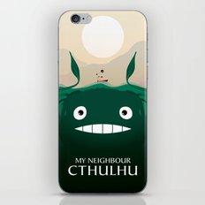 My Neighbour Cthulhu iPhone & iPod Skin