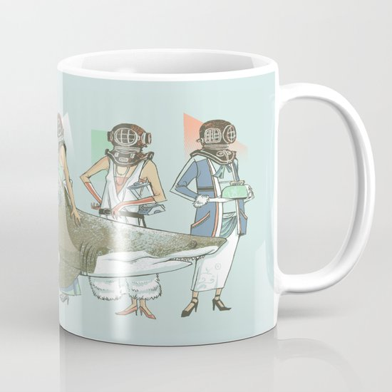 In Oceanic Fashion Mug