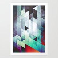 Cyld_stykk Art Print