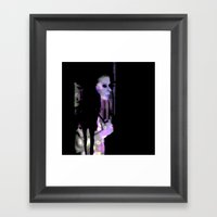 Killing Friends Framed Art Print
