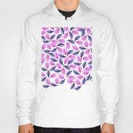 Trendy Pink Purple Water… Hoody