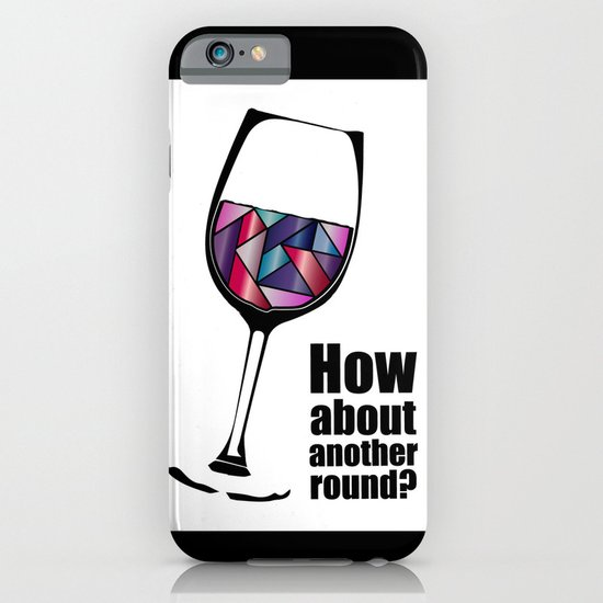 How about another round? iPhone & iPod Case