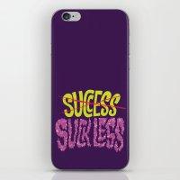 Success.  iPhone & iPod Skin