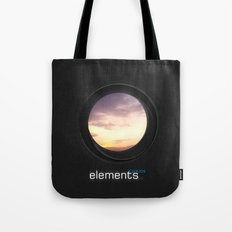 elements | clouds Tote Bag