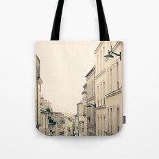 Parisian street Tote Bag
