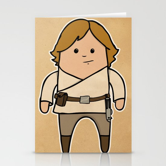 Luke Stationery Card