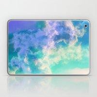 Mountain Meadow Painted … Laptop & iPad Skin