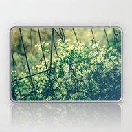Bloom With Wild Abandon Laptop & iPad Skin