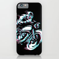 iPhone & iPod Case featuring HIPSTER HOT RIDE by alfboc