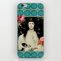 Alice Collage iPhone & iPod Skin