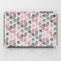 Diamond Floral Pattern iPad Case