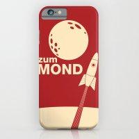 Zum Mond iPhone 6 Slim Case