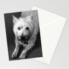 Odie (B/W) Stationery Cards