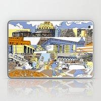 NY Stripes Laptop & iPad Skin