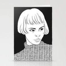 Chic Lady Stationery Cards