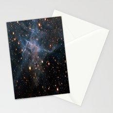 Mystic Mountain Nebula Stationery Cards