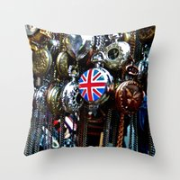 Dangled Throw Pillow
