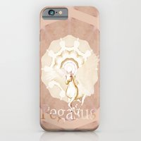 iPhone & iPod Case featuring HORSE - Pegasus by Valerie Anne Kelly