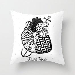 Throw Pillow - Pure Love - Alejandro Giraldo