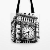 Big Ben 2 - London Series Tote Bag