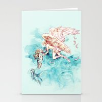 Star-cross'd Lovers Stationery Cards