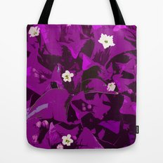Bouganvilla delight Tote Bag
