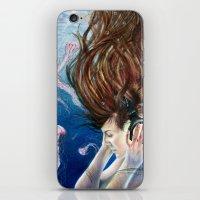 Deep Sounds iPhone & iPod Skin