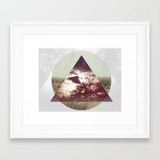 Perception Nature Framed Art Print