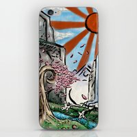 Japan: The Land of Games iPhone & iPod Skin