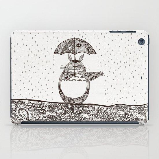 Happy Totoro iPad Case