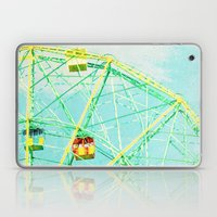 Wonder Wheel Laptop & iPad Skin