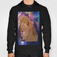 The Lion Is High Hoody