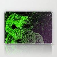 Flashy T-Rex  Laptop & iPad Skin