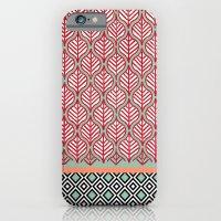 Native Patterns iPhone 6 Slim Case