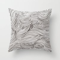 brainmap Throw Pillow