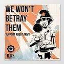 Propaganda Series 5 Canvas Print