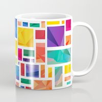 Polygonal Map Mug