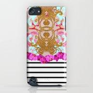 Fashion Girly Pink Vinta… iPod touch Slim Case